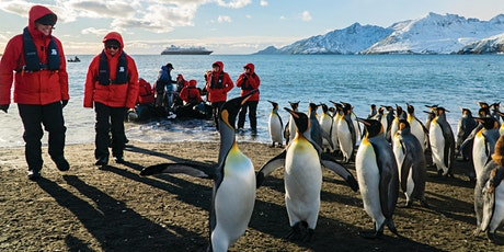 Silversea Expeditions Virtual Event with Expedia Cruises tickets