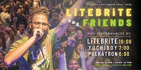 LiTEBRiTE and Friends: featuring DJ LiTEBRiTE, Polkatron, and DJ Yuchiboy tickets
