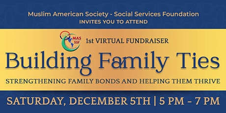 Building Family Ties tickets