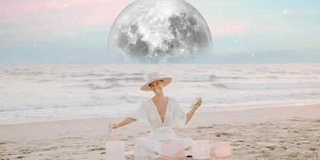 12/13 Sagittarius New Moon TOTAL ECLIPSE Sound Bath on Venice Beach tickets
