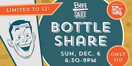 BS Bottle Share tickets