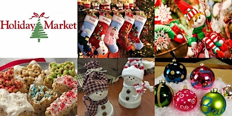 Holiday Market & Christmas Store tickets