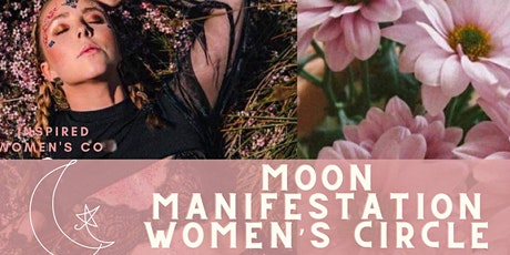 Moon Manifestation  DELUX Women's Circle DECEMBER tickets