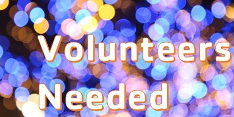 "Volunteers Needed  for ""Lights On: The Y"" Event tickets"