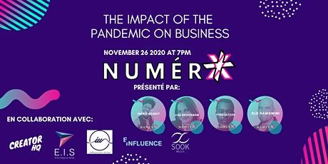 The impact of the pandemic on business tickets