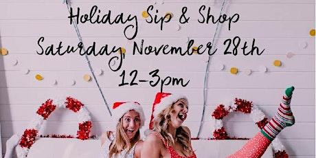 powHerhouse Holiday Sip & Shop tickets