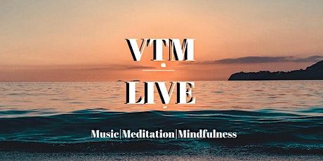 Music, Meditation & Mindfulness: November VTM LIVE tickets