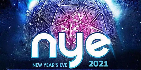 New Years Eve 2021~  2- Hookah, Liquor, Hip Hop, Indoor/Outdoor Venue! tickets