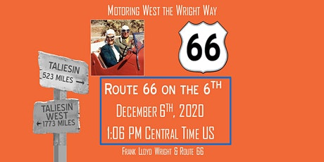 Windy City Road Warrior - Route 66 on the 6th - December 2020 tickets