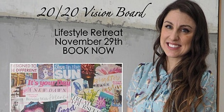 20/20 Vision Board Lifestyle Retreat tickets