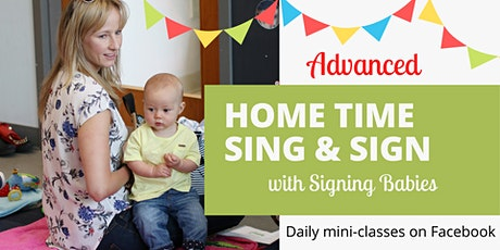 HOME TIME Sing & Sign (Advanced)