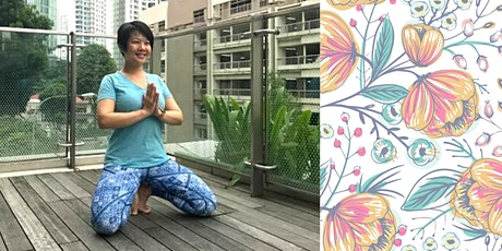 Pay What You Wish Yoga SG Class with Melody tickets