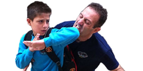 Virtual - Self-Defense for Children by Live Safe Academy on 2-28  5PM tickets