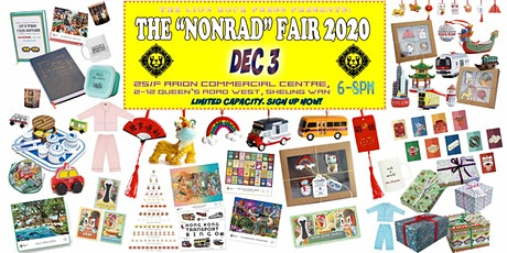 "THE ""NONRAD"" FAIR 2020 (DEC 3) tickets"