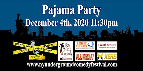 NYUGCF - Pajama Party tickets