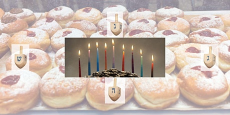 Annual Hanukah Party on Zoom tickets