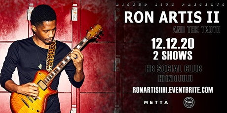 Ron Artis II & The Truth - Live at HB Social Club tickets
