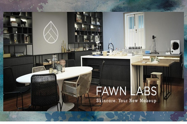Clean Beauty X Fawn Labs Workshop image