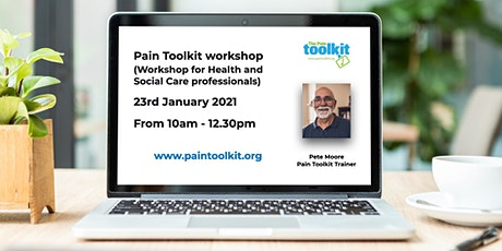 Pain Toolkit Workshop for Allied Health Care Professionals tickets