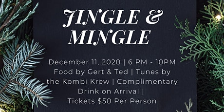 Jingle & Mingle at Twamley Farm tickets