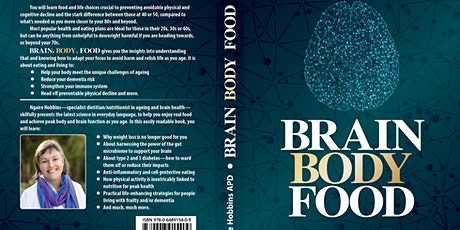 Brain Body Food: thriving into later life and reducing dementia risk tickets
