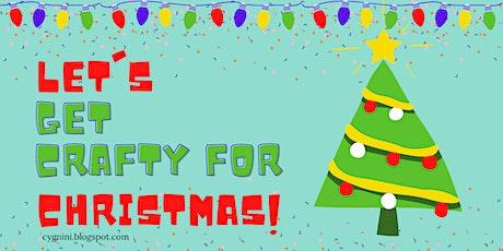 Childrens Christmas Tree Garland workshop tickets