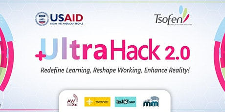 Ultra Hack 2.0 - Let's Redefine Learning, Reshape Working & Enhance Reality tickets