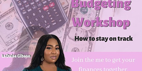 Where is My MONEY?! : Budgeting Workshop tickets