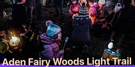Aden Fairy Woods Light Trail tickets