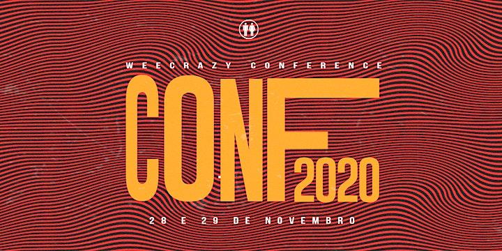 Imagem do evento WEECRAZY CONFERENCE 2020