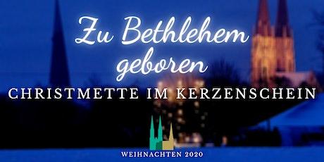 """""""Zu Bethlehem geboren"""" Tickets"""