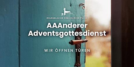 AAAnderer Adventsgottesdienst Tickets