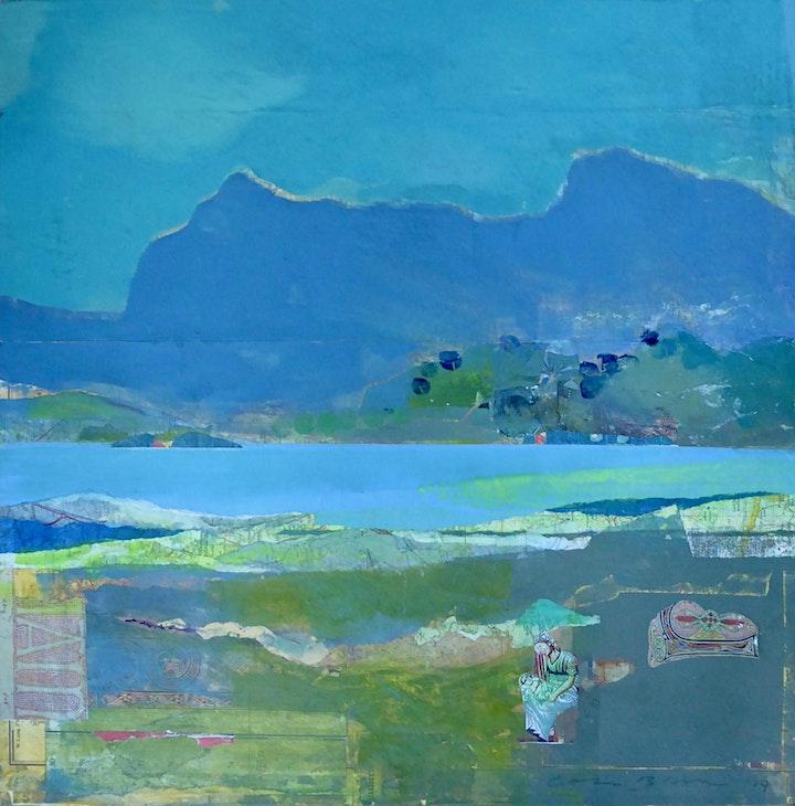 Summer School 2021: Colin Black, Imagined Landscapes image