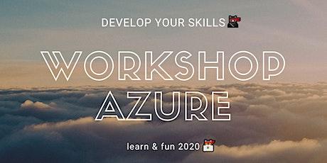Azure Workshop Wrocław #9 - Robert Przybylski [Microsoft Azure WVD] tickets