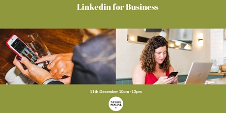 Linkedin for Business tickets