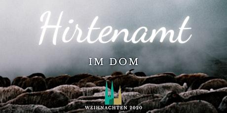 """Hirtenamt im Dom"" Tickets"