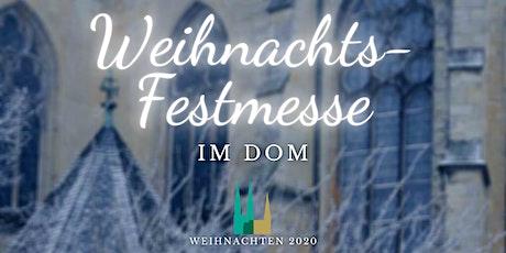 """""""Weihnachtsfestmesse"""" Tickets"""