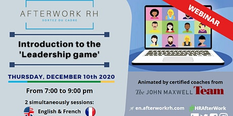 HR Afterwork Lux - Develop your leadership tickets