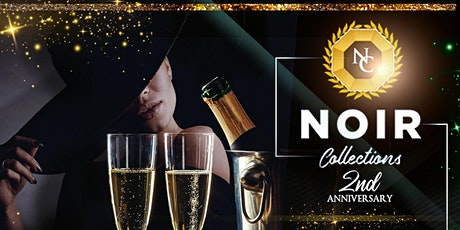 Noir Collections 2nd Year Anniversary Brunch tickets