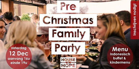Pre-Christmas Family Party tickets