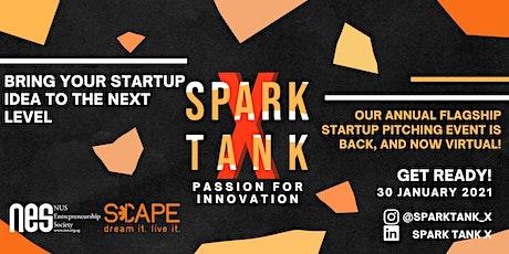 SparkTankX 2021 tickets