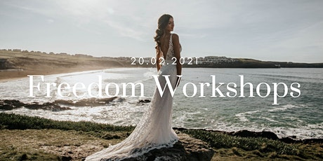 LUXURY WEDDING PORTFOLIO BUILDING WORKSHOP | Freedom Workshops | Cornwall tickets