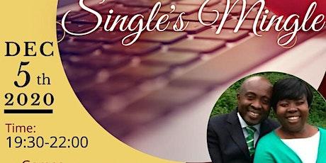 Ghanaian Adventist Virtual Single's Mingle tickets