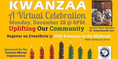 2020  Kwanzaa in the Midlands: Ujima tickets