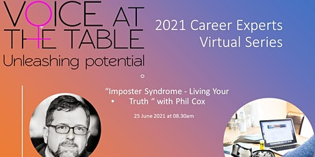 Imposter Syndrome - Living Your Truth tickets
