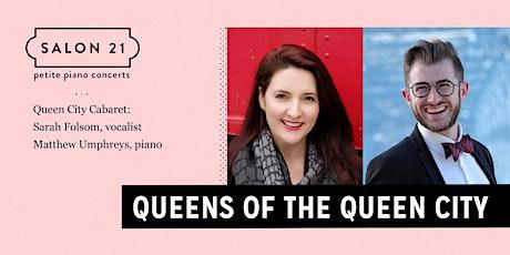 Queens of the Queen City tickets