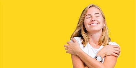 Ejercicios de relajación y respiración en familia tickets