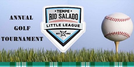 TRSLL Golf Tournament 2021 & Footgolf Tournament tickets