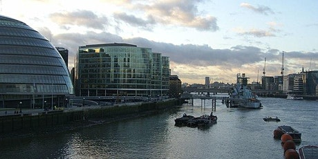 Charity Talk: Southwark and the Southbank