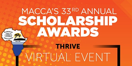 Macca's 33 Annual Scholarship Awards tickets